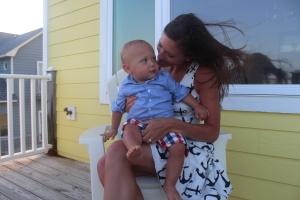 bennis beach family vacation