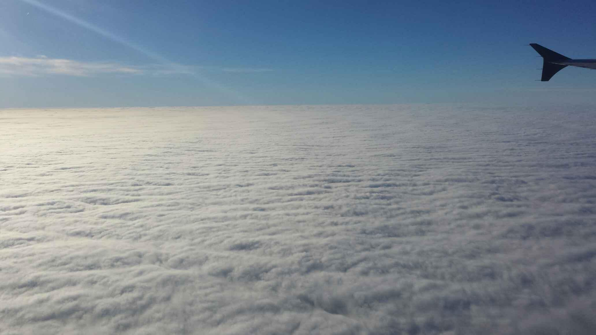 life lesson above the clouds the sun is still shining bennis