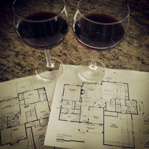 These blueprints show both the bare bones of the project as well as some special details we hand selected.