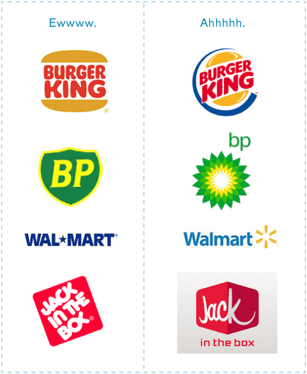 Look at how some of these famous brands had to